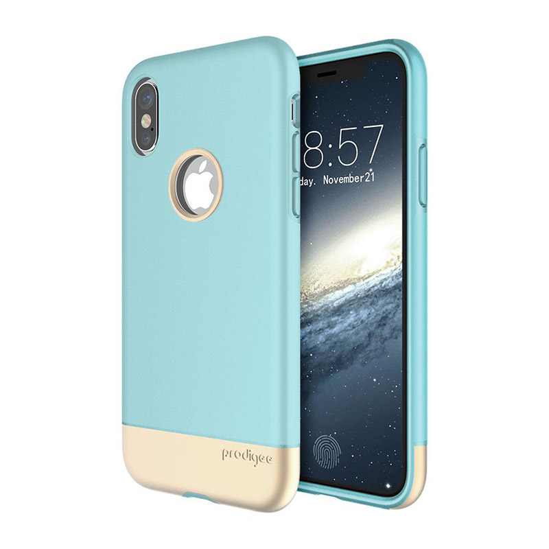 mobiletech-iPhone-X-Prodigee-Fit-Pro-AquaGold